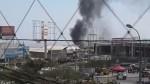 Villa El Salvador: incendio afectó tienda de muebles del parque industrial - Noticias de bomberos