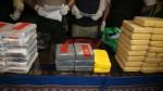 Policía y Ministerio Público incautan 300 paquetes de droga en un camión - Noticias de julez ventura
