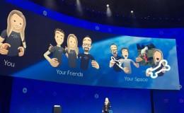 Facebook lanzó Spaces, su primer producto de realidad virtual social