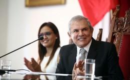 Castañeda indicó que ya no va proyecto de monorriel para Lima