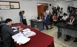 Nadine Heredia: no excluirán sus agendas del proceso por lavado de activos