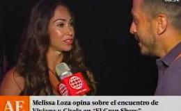Melissa Loza ayudaría a Viviana Rivaplata en 'El Gran Show'