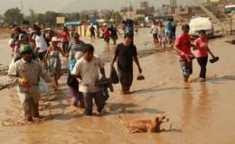 COEN estimó que el Fenómeno El Niño costero culminaría a fines de abril