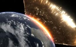 [VIDEO] Así quedaría la Tierra ante el impacto de un asteroide
