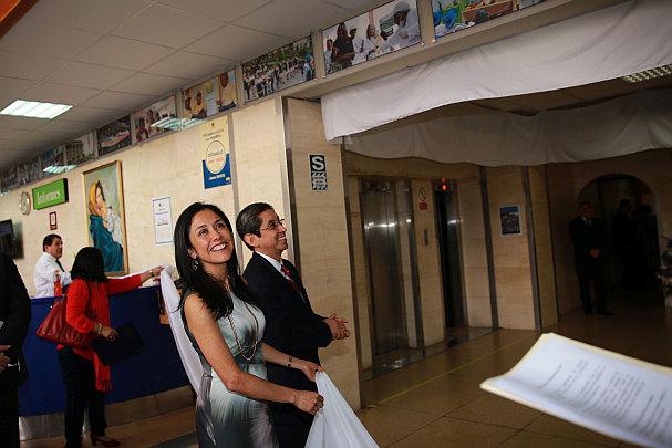 Nadine Heredia. Foto: Presidencia