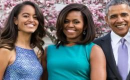 Hija de Barack Obama recibió siniestra propuesta de matrimonio