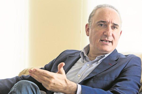 Alex Kouri. Foto: Diario Correo.