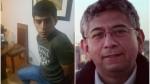 José Yactayo: revelador video muestra cómo confeso asesino traslada el cadaver - Noticias de jose zamora