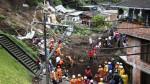 Colombia: al menos 17 muertos por fuertes lluvias en Manizales - Noticias de carlos santa cruz