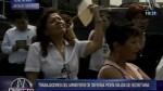 Mindef: gremio de trabajadores pide la salida de secretaria general - Noticias de rui berrocal