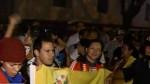 Cercado de Lima: venezolanos protestan en exteriores de embajada - Noticias de cercado de lima