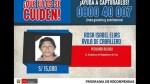 Los más buscados: capturan a exalcaldesa de un distrito trujillano - Noticias de chiclayo