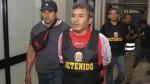 Alcalde de Chilca fue trasladado al penal Ancón I - Noticias de richard ramos Ávalos