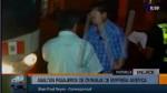 Pativilca: violento asalto a pasajeros de bus interprovincial - Noticias de marca lima