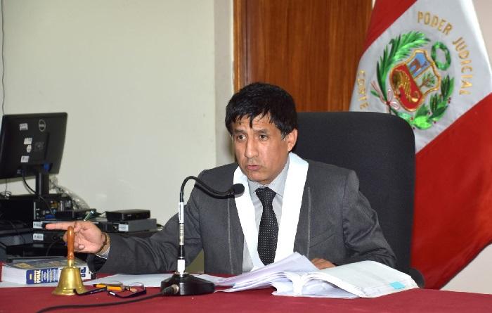 Redoblarán seguridad del juez Richard Concepción para evitar atentado a su vida