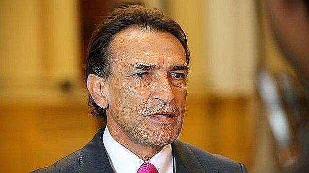 Héctor Becerril, congresista de Fuerza Popular. Foto: Diario Correo.