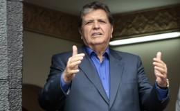 García: Proyecto Olmos no tuvo intervención de mi gobierno ni de presidencia