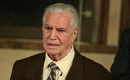 Actor Gustavo Rojo murió a los 93 años