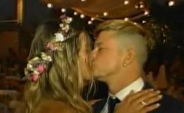 Estas fueron las incidencias de la boda de Mario Hart y Korina Rivadeneira