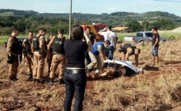 Brasil: abaten a tres supuestos autores de millonario asalto en Paraguay