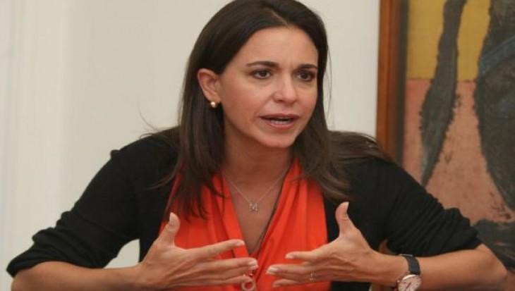 Venezuela: Maria Corina Machado denunció orden de captura en su contra