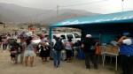 Carapongo: damnificados por huaicos piden que no retiren carpas - Noticias de municipalidad de chosica