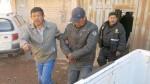 Puno: capturan a dos sujetos que portaban armamento y municiones - Noticias de armamento