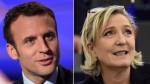 Elecciones en Francia: Macron y Le Pen lideran primeras estimaciones - Noticias de francia