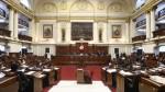 Congreso aprobó Ley de Reconstrucción con Cambios - Noticias de luz salgado