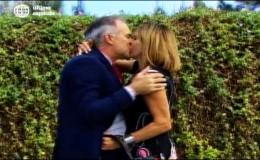 VBQ Todo por la fama: Luciana y Gustavo tuvieron romántica reconciliación