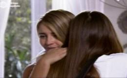 VBQ: Camila y Rosy protagonizaron conmovedora escena tras amistarse