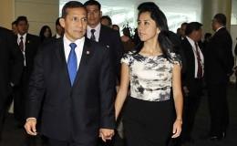 'Aportes fantasmas': Humala y Nadine declaran ante fiscal Germán Juárez
