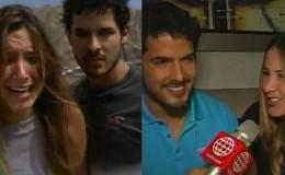 Alessandra Fuller y Andrés Vílchez hablaron de intensas escenas en 'VBQ, todo por la fama'