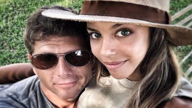Christian Meier confirma romance con Alondra García Miró con esta foto