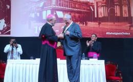Presidente PPK recibió condecoración Gran Cruz de la Solidaridad en el Callao
