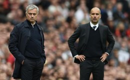 Guardiola vs. Mourinho: City y United chocan hoy por la Premier