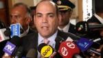 """Fernando Zavala: """"Proyecto de reconstrucción tiene 95% de consenso"""" - Noticias de mesa de reconstrucción"""