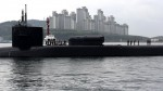 Corea del Sur: submarino nuclear de EEUU llega en plena tensión - Noticias de uss michigan