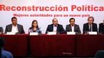 PCM aprobó proyecto de ley de reforma electoral y de partidos políticos - Noticias de fernando zavala