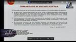 Piura: Comando Conjunto de FF.AA. emite comunicado tras caída de helicóptero - Noticias de comando conjunto ff.aa