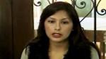 Arlette Contreras pidió a la Corte Suprema transferir su caso a Lima - Noticias de adriano pozo arias