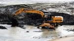 Sedapal: 300 mil toneladas de lodo de La Atarjea son retiradas tras huaicos - Noticias de fenómeno el niño