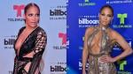 Jennifer López se robó las miradas por su escote en los Premios Billboard - Noticias de ces 2017