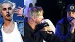Nicky Jam y J Balvin se burlaron de Justin Bieber tras cantar 'Despacito' - Noticias de luis fonsi