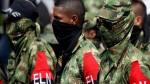 Colombia: fueron capturados cinco presuntos guerrilleros del ELN - Noticias de marcos caicedo