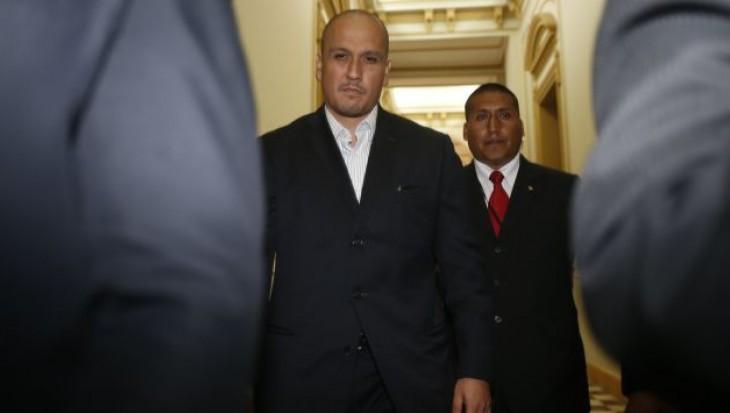 Ilan Heredia reconoció su voz en más de 10 audios ante el fiscal