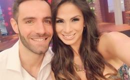 Sully Sáenz muestra las invitaciones para su boda con Evan Piccolotto