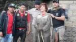 Cusco: rescatan a turistas australianos perdidos camino a Choquequirao - Noticias de giancarlo edgar talavera huerta
