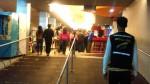 Jirón de la Unión: parte del techo de sala de cine se cayó en plena función - Noticias de jirón de la unión