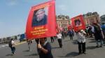 Movadef volvió a movilizarse en Lima y desafió a las autoridades - Noticias de manuel fajardo